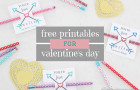 free printable for valentine's day
