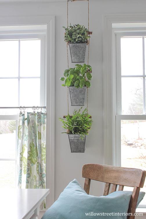 hanging planter another closeup
