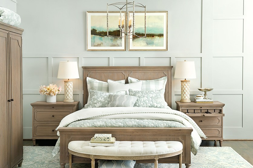 ballard bedroom
