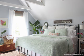 #BareToBeautifulProject Master Bedroom Reveal