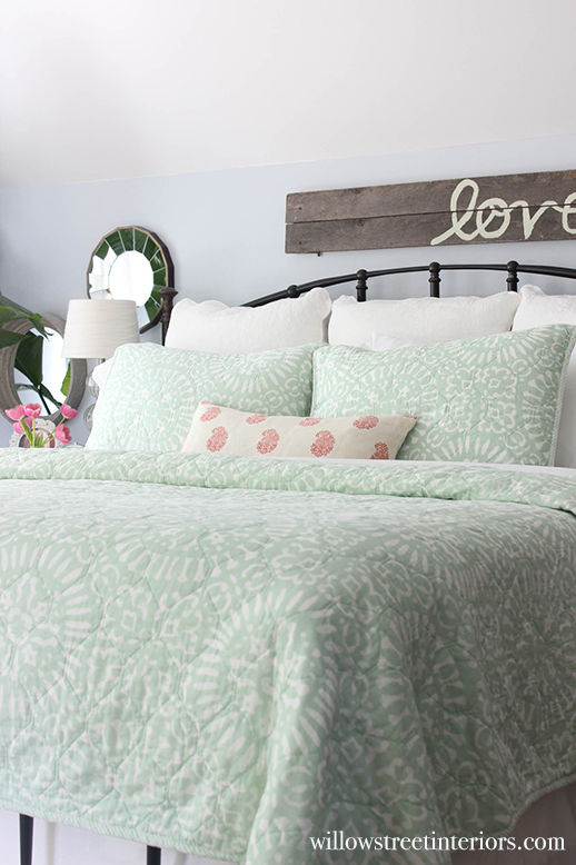 baretobeautifulproject master bedroom reveal