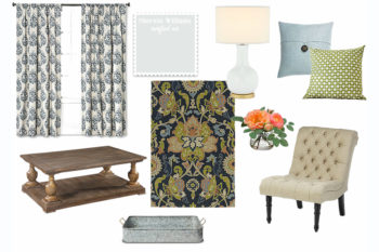 My Home Style Blog Hop {Before + After Edition}