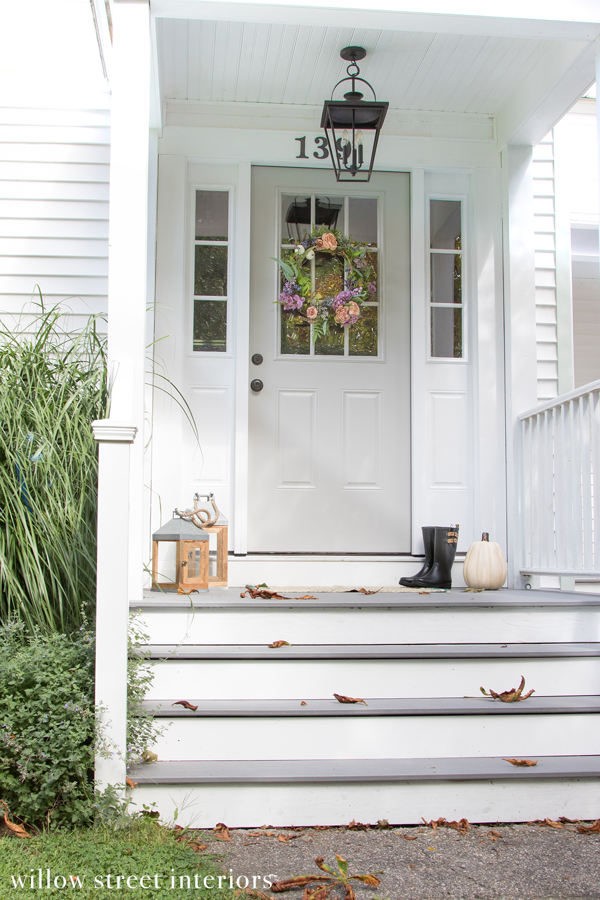 DIY Fall Wreath in 5 Easy Steps