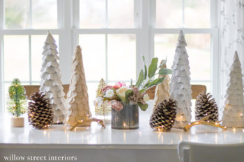 Christmas Kitchen Tour {Seasonal Simplicity}