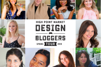 High Point Market Design Blogger's Spring Tour 2019