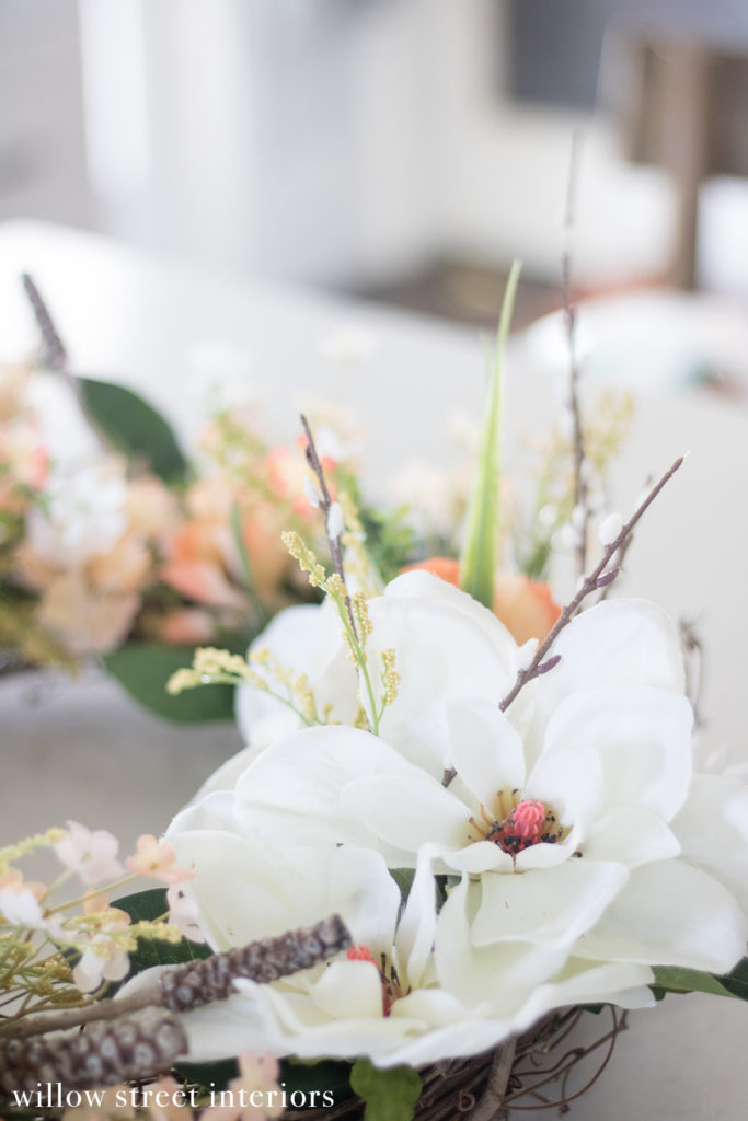 Earthy and Elegant Spring Wreath Tutorial